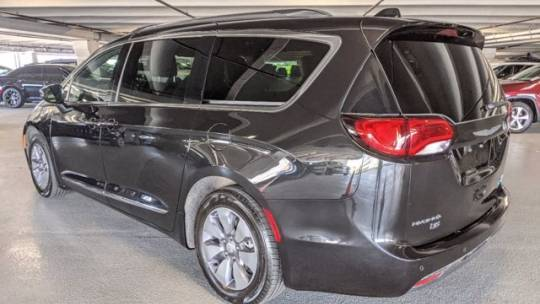 2020 Chrysler Pacifica Hybrid 2C4RC1N76LR100060