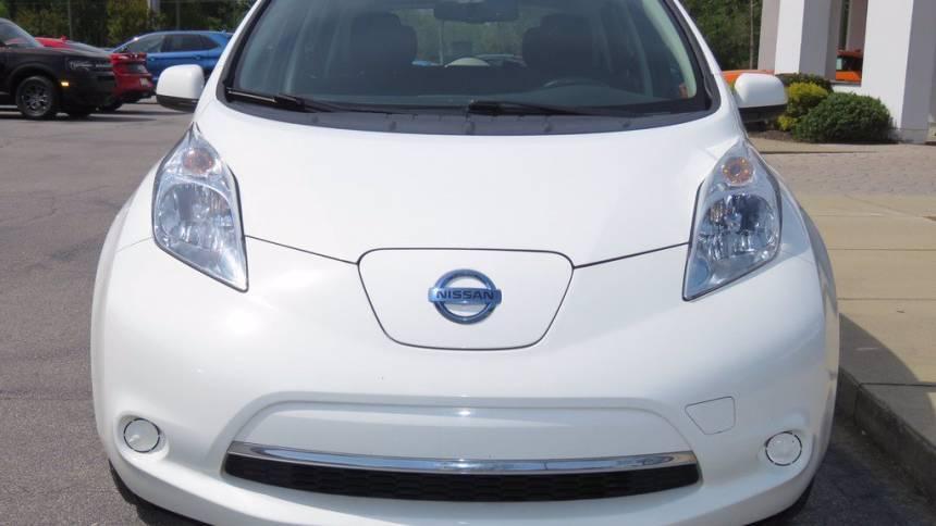 2015 Nissan LEAF 1N4AZ0CP1FC313820