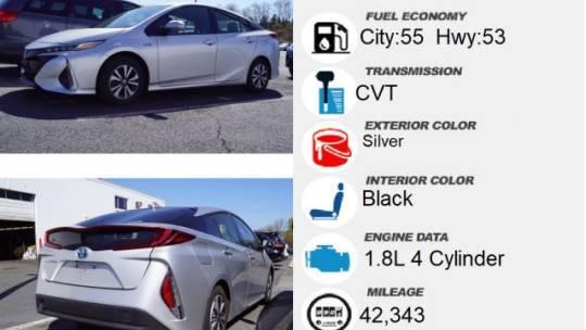 2017 Toyota Prius Prime JTDKARFP5H3016610