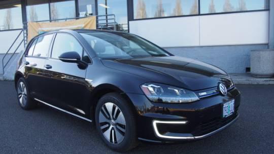 2016 Volkswagen e-Golf WVWPP7AU9GW901525