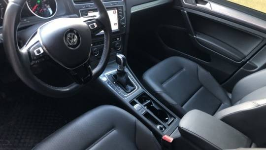 2016 Volkswagen e-Golf WVWPP7AU9GW914291