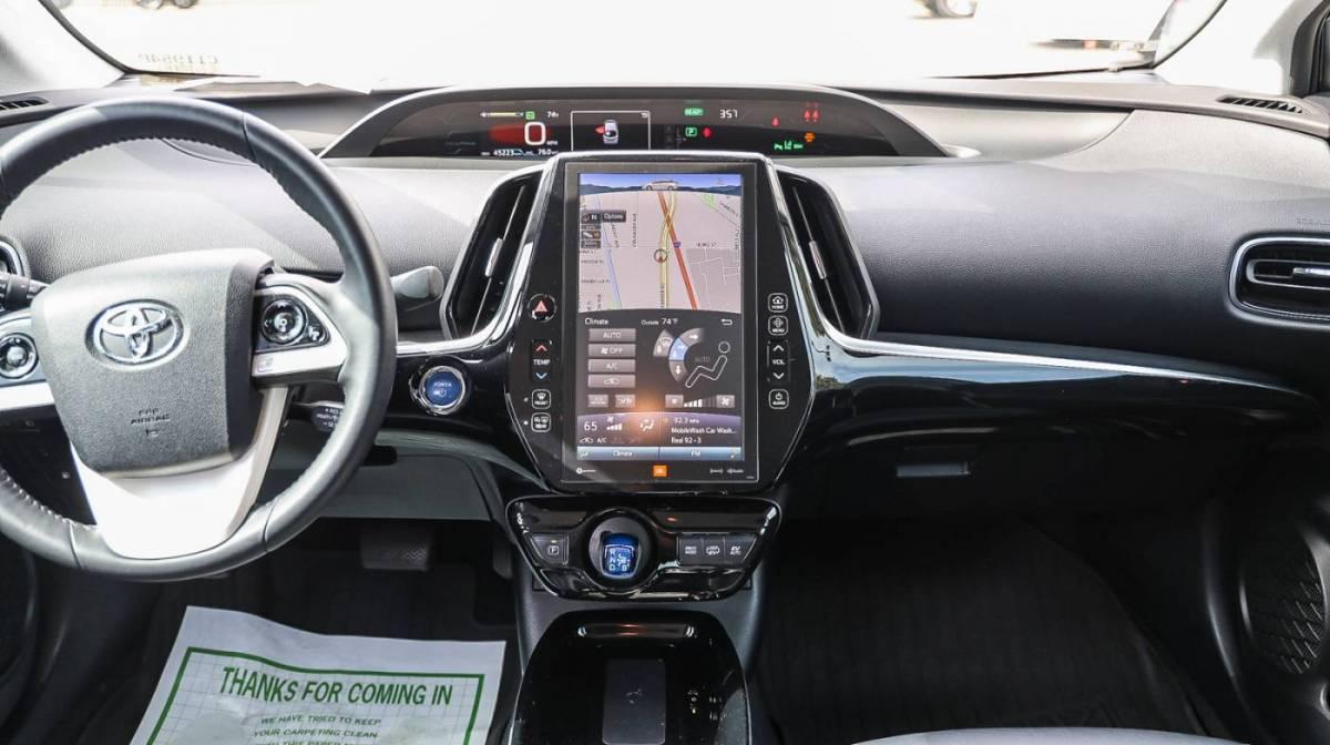 2019 Toyota Prius Prime JTDKARFP4K3105317