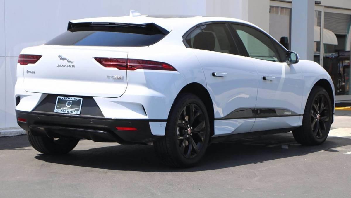 2020 Jaguar I-Pace SADHB2S12L1F85717