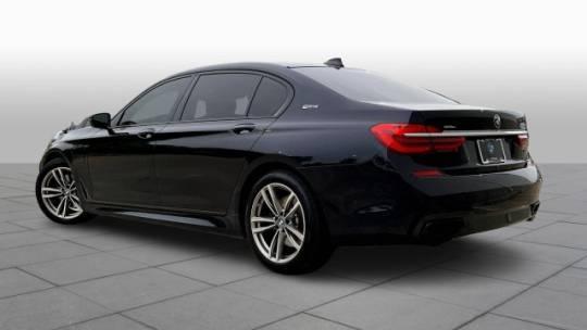2018 BMW 7 Series WBA7J2C5XJG938236
