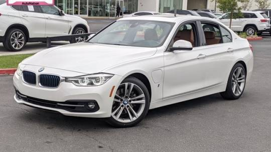 2018 BMW 3 Series WBA8E1C56JA171684