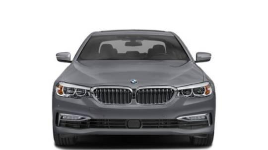 2018 BMW 5 Series WBAJA9C58JB034543