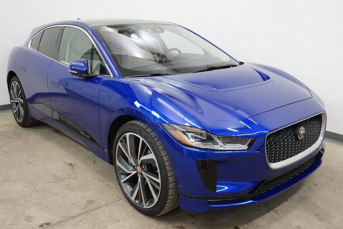 2019 Jaguar I-Pace SADHD2S18K1F75976