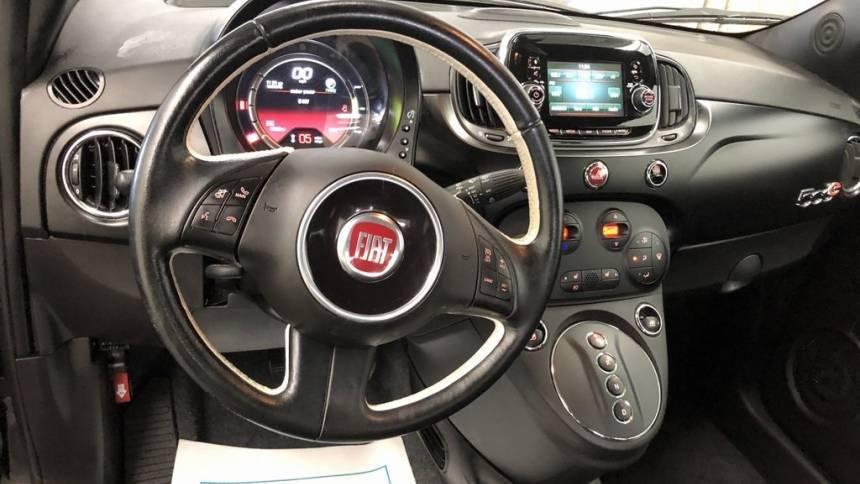 2017 Fiat 500e 3C3CFFGE9HT704538