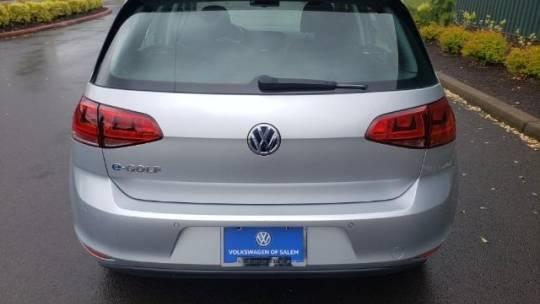 2016 Volkswagen e-Golf WVWPP7AU2GW911281