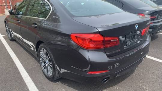 2018 BMW 5 Series WBAJB1C56JB085439
