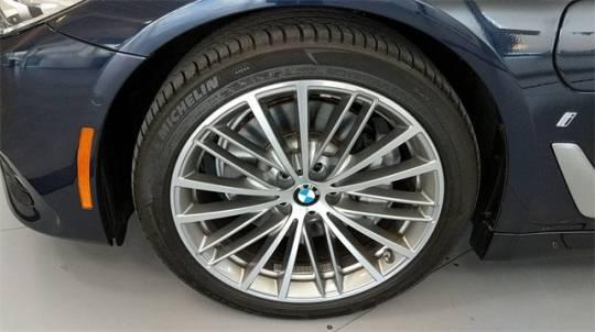 2018 BMW 5 Series WBAJA9C5XJB032860