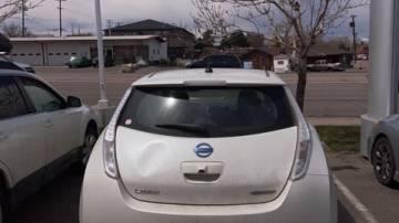 2017 Nissan LEAF 1N4BZ0CP8HC304121