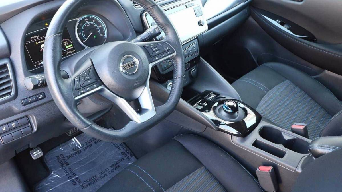 2018 Nissan LEAF 1N4AZ1CP3JC317124