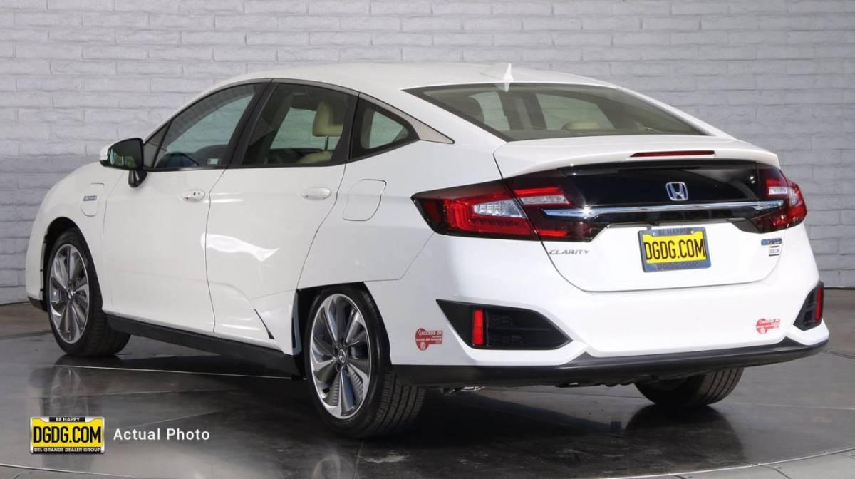 2018 Honda Clarity JHMZC5F13JC018261