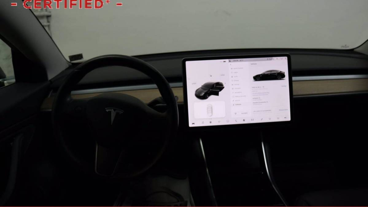 2019 Tesla Model 3 5YJ3E1EAXKF297952