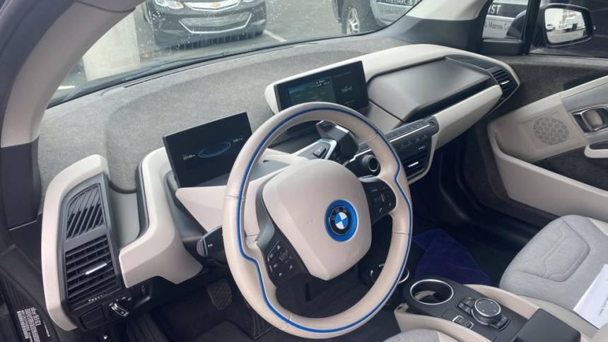 2015 BMW i3 WBY1Z4C57FV503642