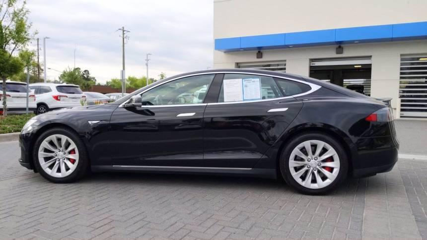 2014 Tesla Model S 5YJSA1H23EFP62202