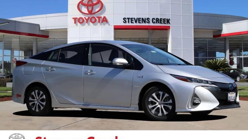 2020 Toyota Prius Prime JTDKARFP0L3144942