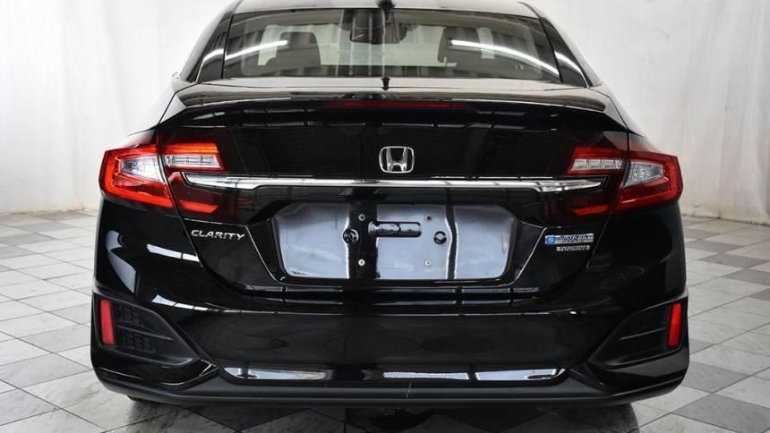 2018 Honda Clarity JHMZC5F33JC020660