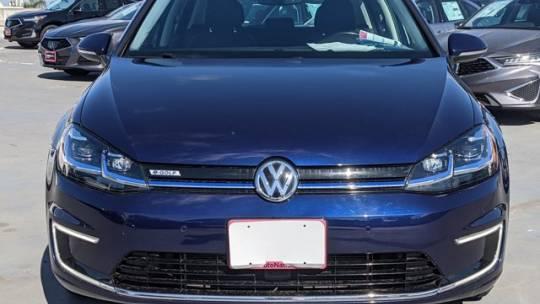 2018 Volkswagen e-Golf WVWPR7AU7JW907275