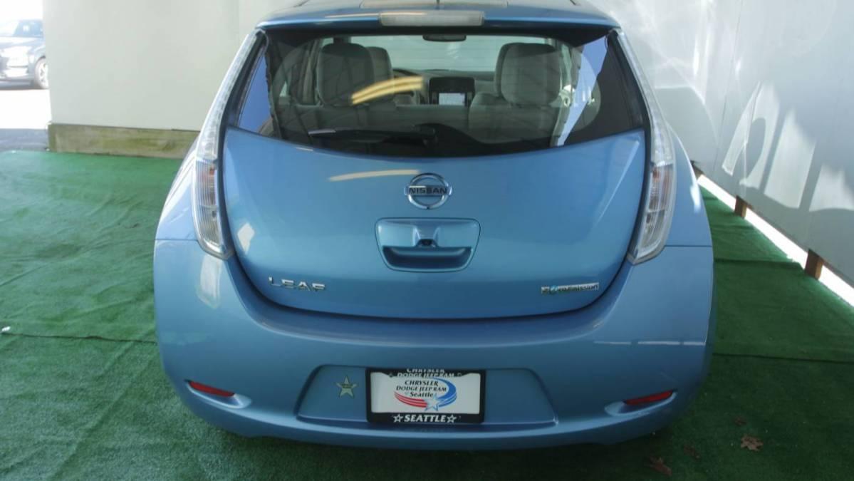 2012 Nissan LEAF JN1AZ0CP8CT025754