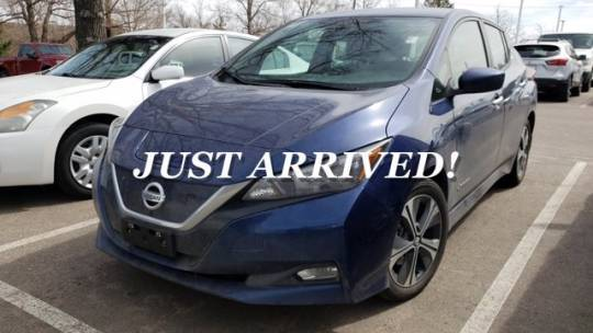 2019 Nissan LEAF 1N4AZ1CP5KC306255