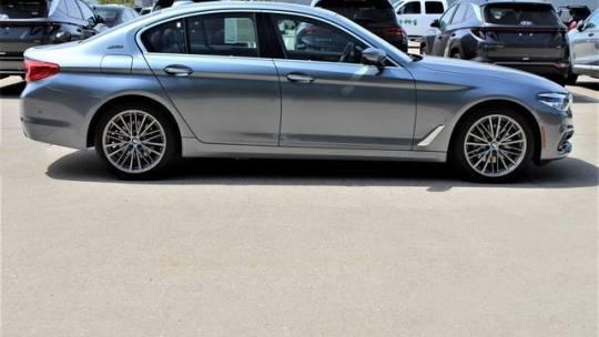 2018 BMW 5 Series WBAJB1C59JB084530