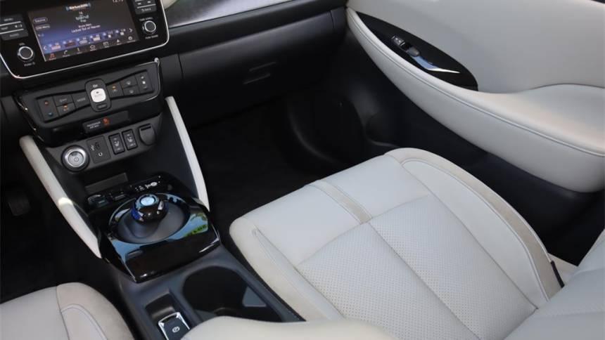 2018 Nissan LEAF 1N4AZ1CP6JC302603
