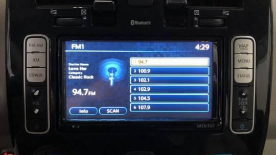 2012 Nissan LEAF JN1AZ0CP9CT016366