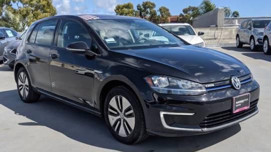 2018 Volkswagen e-Golf WVWMR7AU4JW907978