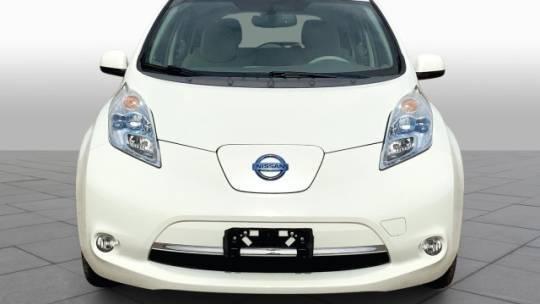 2012 Nissan LEAF JN1AZ0CP4CT023113