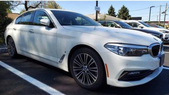 2018 BMW 5 Series WBAJB1C57JB374510