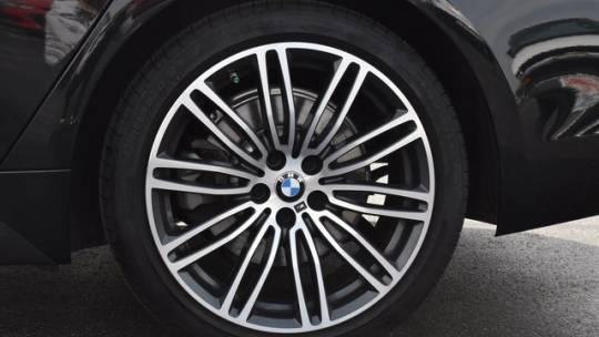 2018 BMW 5 Series WBAJA9C50JB249589