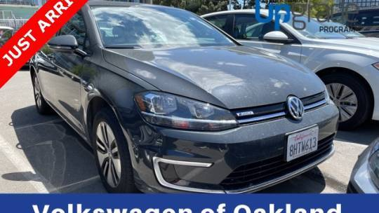 2019 Volkswagen e-Golf WVWKR7AU7KW903416