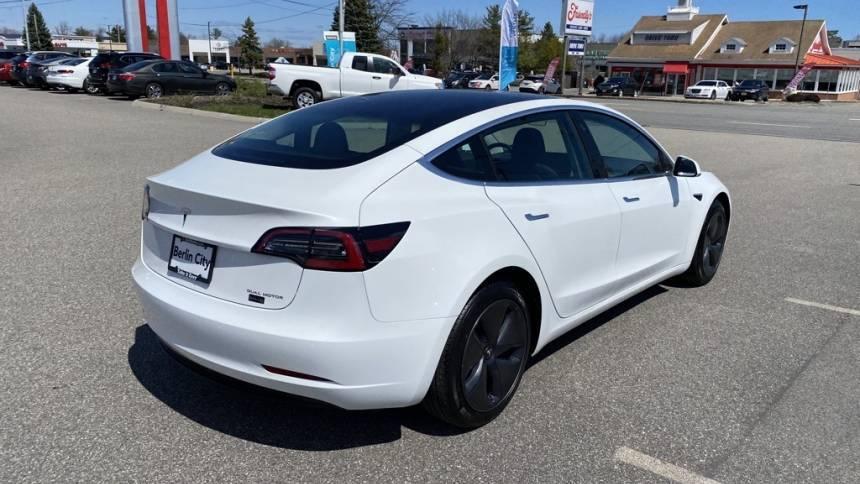2019 Tesla Model 3 5YJ3E1EB5KF442341