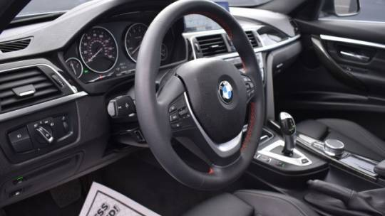 2018 BMW 3 Series WBA8E1C50JA762822
