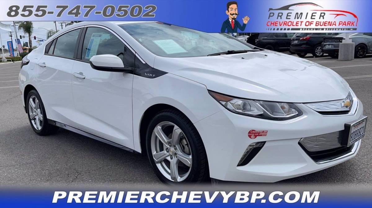 2018 Chevrolet VOLT 1G1RC6S52JU135770