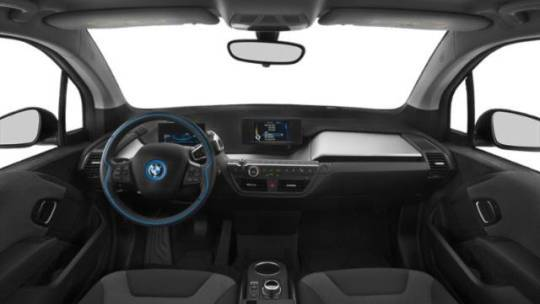 2018 BMW i3 WBY7Z4C5XJVD96107