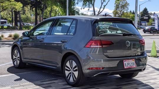 2018 Volkswagen e-Golf WVWMR7AU8JW907160