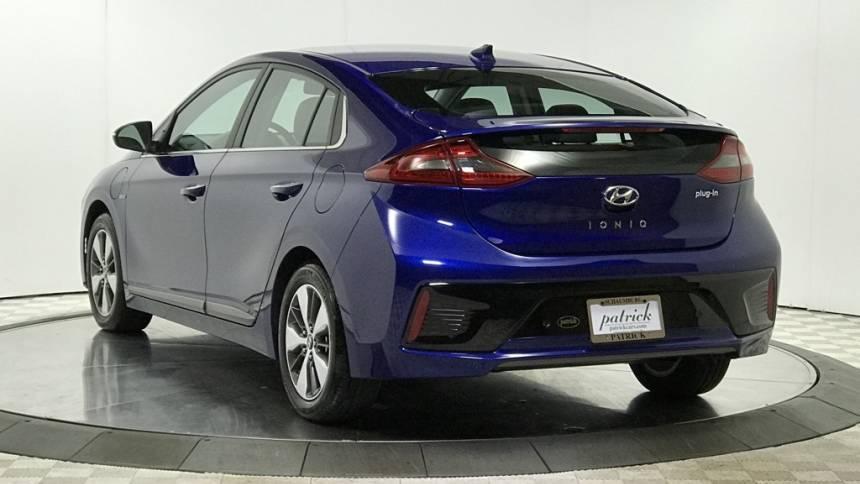 2019 Hyundai IONIQ KMHC75LD2KU132379