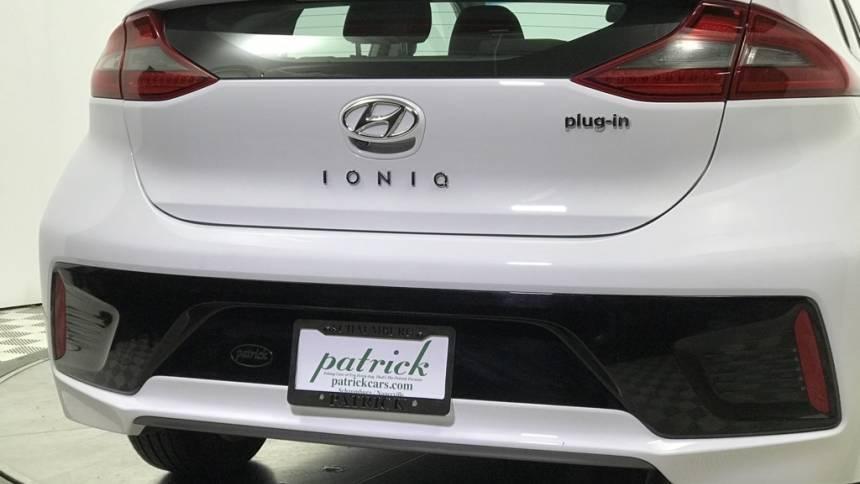 2019 Hyundai IONIQ KMHC65LD0KU150186