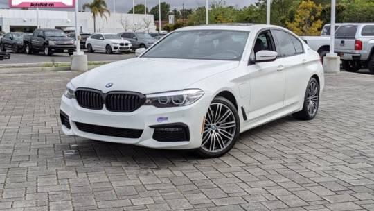 2019 BMW 5 Series WBAJA9C59KB254839