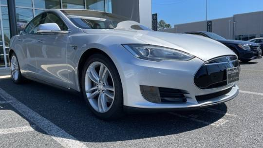 2013 Tesla Model S 5YJSA1AGXDFP08514