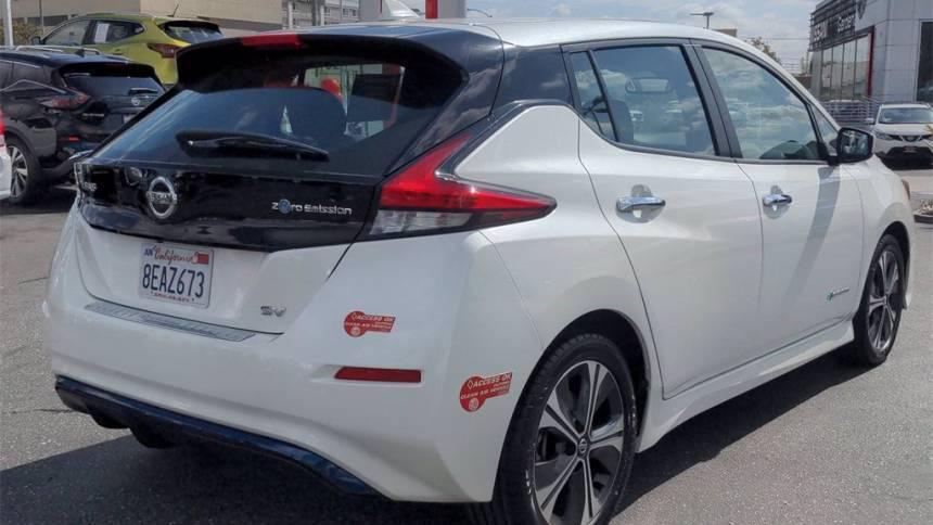 2018 Nissan LEAF 1N4AZ1CP4JC307170