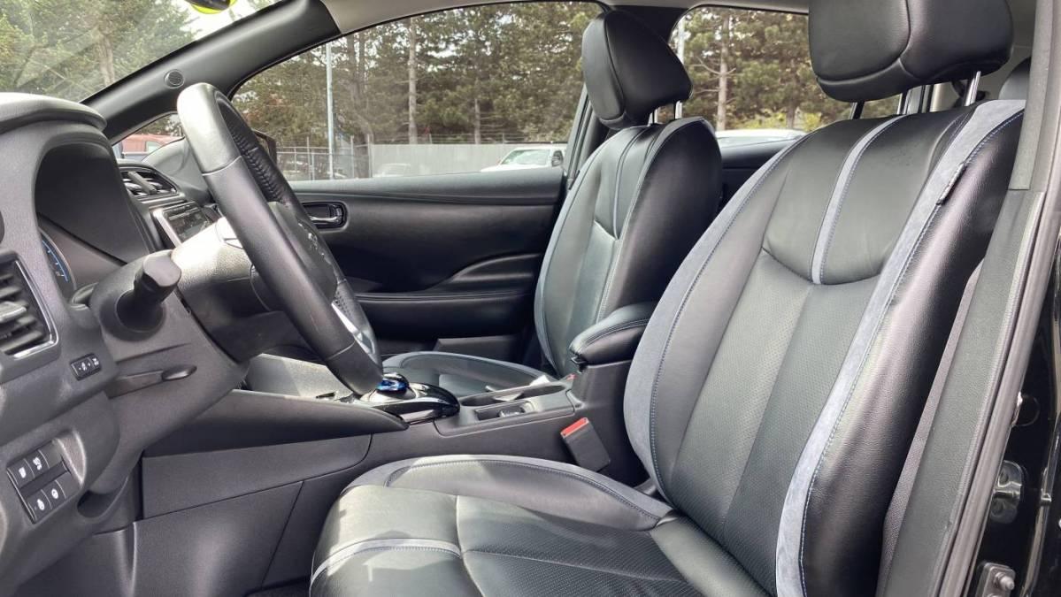 2018 Nissan LEAF 1N4AZ1CP1JC311922