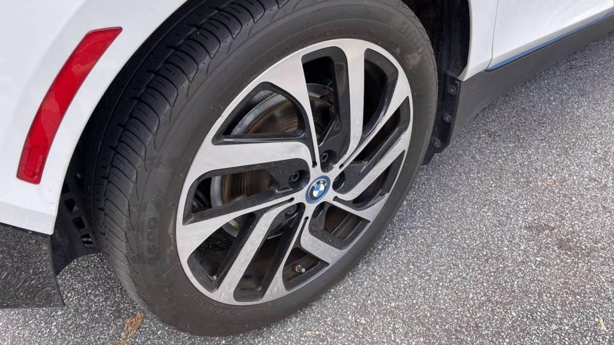 2017 BMW i3 WBY1Z8C35HV893732