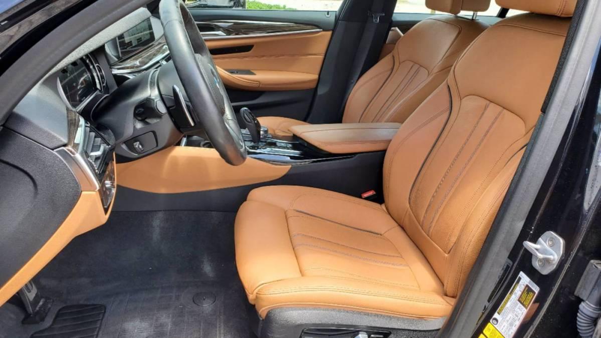2018 BMW 5 Series WBAJA9C53JB252003