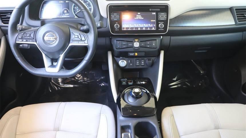 2019 Nissan LEAF 1N4AZ1CP4KC306277