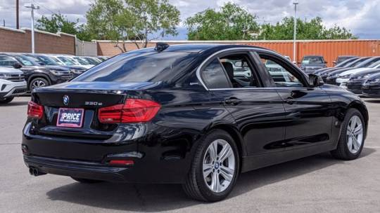 2017 BMW 3 Series WBA8E1C39HA029435