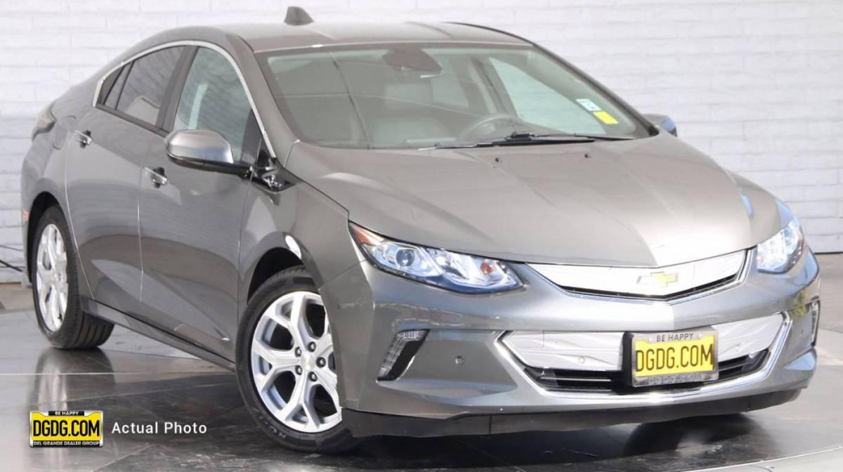 2017 Chevrolet VOLT 1G1RD6S50HU189172
